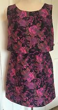 BNWT Monsoon Fusion Esme Rose Dress. UK Size 12