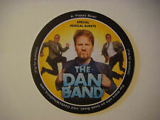 Beer Coaster ~*~ GEEKS WHO DRINK Geek Bowl ~ 2015 Albuquerque, NM   The Dan Band