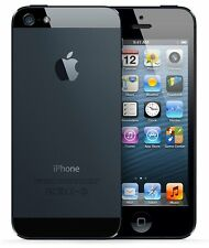 IPHONE 5 16GB BLACK FACTORY UNLOCKED - New in box