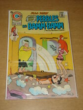 PEBBLES AND BAMM-BAMM #23 VF (8.0) CHARLTON COMICS JANUARY 1975