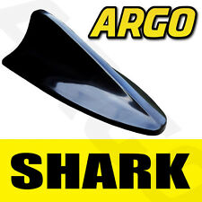 BLACK SHARK FIN DUMMY IMITATION REPLICA AERIAL DECORATIVE SPOILER ANTENNA