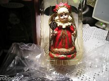 Hallmark 1999 Red Queen Alice in wonder Land-Madame Alexander Keepsake Ornament