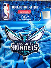 Official Licensed NBA Charlotte Hornets Primary Logo Iron or Sew On Patch