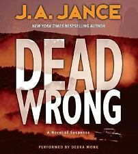 Dead Wrong (Joanna Brady Mysteries, Book 12) by Jance, J. A.