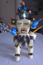 Sectaurs Hyve Galaxy Warrior from 1980 Robot battery toy - vintage - rare