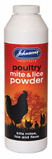 Johnson's Poultry Mite & Lice Powder 250g JVR060