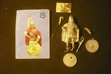 Soldatino Toy Soldier Nobile Goto in piombo/metallo mm 54
