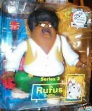 FAMILY GUY SERIES 2  RUFUS   MINT ON CARD