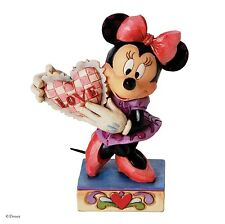 Disney Traditions My Love Minnie Mouse Figurine Ornament Figure 12.5cm 4026085
