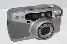 Samsung Slim Zoom 145S - 35mm compact camera with Schneider lens - Lomography