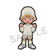 Digimon Takeru T.K Takaishi Rubber Strap Cell Phone Charm Licensed NEW