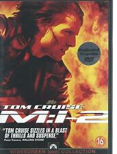 DVD - MISSION IMPOSSIBLE 2 ENGLISH sub NL - ENGLISH ALL SCANDINAVIANS ARAB TURK
