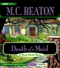 Death of a Maid Hamish Macbeth Mysteries, No. 23