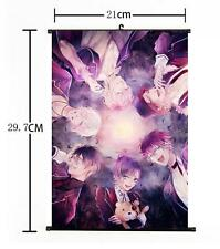 Hot Japan Anime DIABOLIK LOVERS Yui Whole Art Home Decor Poster Wall Scroll 06