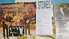 KARAOKE The Rolling Stones & The Beatles  Original Yellow Dog CD