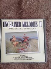Unchained melodies II Classic Rock  &Roll heart beats CD