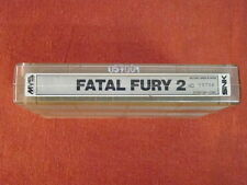 FATAL FURY 2 / ENGLISH / LOOSE - ONLY CART / ORIGINAL NEOGEO MVS  **  551