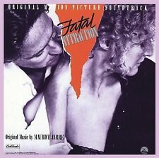 FATAL ATTRACTION - SOUNDTRACK - CD - NEW & SEALED