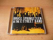 CD Bruce Springsteen & The E Street Band - Greatest Hits - 2009 Limited Tour Edi