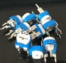 5K OHM Trimpot Trimmer Potentiometer Pot Variable Resistor RM065-502 10pc♫