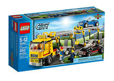 LEGO City Great Vehicles 60060 Auto Transporter, Retired New Sealed  Box--LQQK--