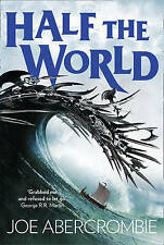 NEW Half the World By Joe Abercrombie Paperback Free Shipping