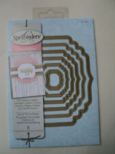 SPELLBINDERS NESTABILITIES LABELS THIRTY SEVEN (6 DIES) S4-419 BNIP