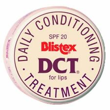 Blistex DCT Daily Conditioning Treatment SPF 20 0.25 oz (Pack of 4)