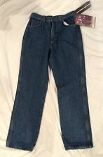 NEW VINTAGE 1984 GITANO HIGH WAIST SHORT  LENGTH/ RISE JEANS WOMEN'S Sz 14