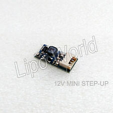 Mini Step-Up Spannungswandler IN 2,5-12V OUT 12V 1,4A Lipo Akku Modellbau DC DC