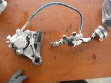 Rear brake system master & caliper CB900F 919 honda hornet 03