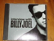 BILLY JOEL *CD ' INTERVIEW WITH '  1990  AS NEW