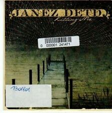 (BY286) Janez Detd, Killing Me - 2005 CD