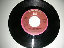 Gladys Knight & The Pips - I Feel A Song In My Heart /Don't Burn Down 45 VG+ '74