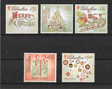 Gibraltar 2013 Christmas  MNH