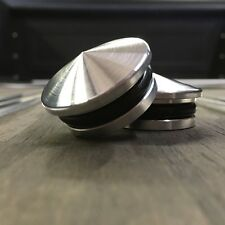 Best !!! Honda Ruckus Zoomed Billet Frame Caps Secure Fit Large Bands Cnc