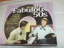 Various Artists - The Fabulous 50s (1956)  CD Fats Domino Dean Martin Elvis etc
