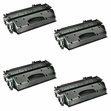 4PK CRG120 C120 Toner Cartridge For Canon i-SENSYS MF6680 MF6780DW Series
