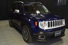 Jeep : Renegade FWD 4dr Limi