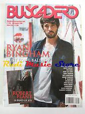 rivista BUSCADERO 326/2010 Ryan Bingham Robert Plant Eels Clarence Clemons No cd