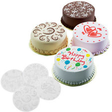 Cake Stencils Variety Pack for Decorating Cake tool