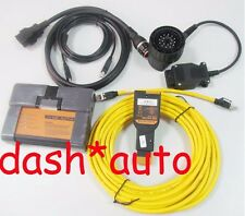 TOP QUALITY BMW ICOM Interface A2+B+C with software ISTA/D 3.42  ISTA/P 52.3.002