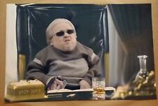 """Eric the Actor FULL SIZE 36""""x 24"""" Poster Whack Pack Howard Stern Midget Mancave"""