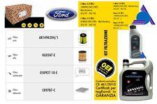 KIT TAGLIANDO FORD KUGA C-MAX 2.0 TDCI TECNECO FO208S -TAGLIANDO IN GARANZIA