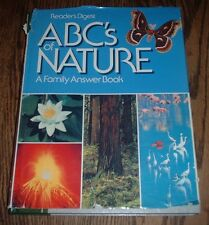 Reader's Digest:  ABC's of Nature (1984, Hardcover)