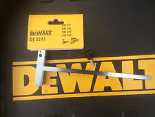 DEWALT DE3241 PARALLEL SIDE FENCE FOR DW321 DW322 DW323 DW324 DW331 DW341 DW343