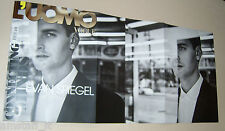 L'UOMO VOGUE MAGAZINE=2015/464=OCTOBER=EVAN SPIEGEL BY FRANCESCO CARROZZINI=