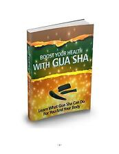 Boost Your Health With Gua Sha eBook on CD