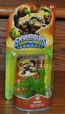 Skylanders Swap Force Green Scorp Translucent Clear Variant Rare Sealed NEW
