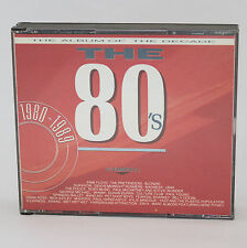 The Anni '80 - the album di the Decade - musica 2 cd album